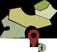 terre roveresche mappa