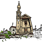 illustrazione landscape
