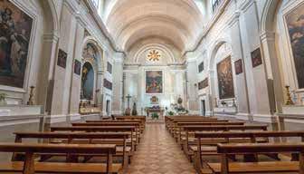La chiesa Antico Castello