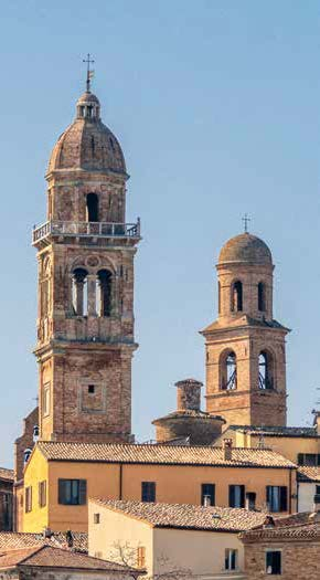 architettura e rinascimento ad Orciano